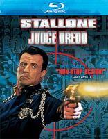 Imagen de portada para Judge Dredd