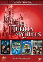 Cover image for Disney thrills and chills