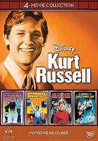 Imagen de portada para Kurt Russell 4-movie collection