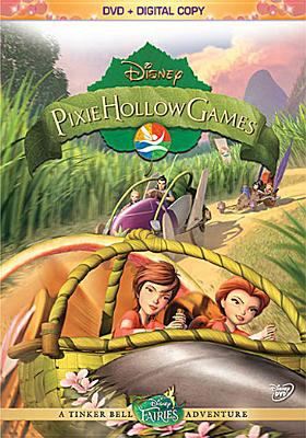 Cover image for Pixie hollow games