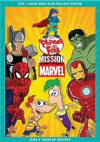 Cover image for Phineas and Ferb Mission Marvel
