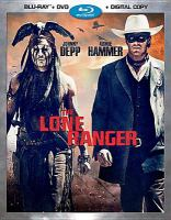 Cover image for The Lone Ranger