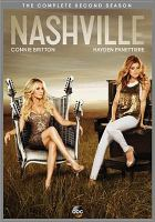 Cover image for Nashville The complete second season