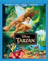 Cover image for Tarzan