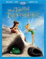Cover image for Tinker Bell and the legend of the NeverBeast