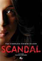 Cover image for Scandal The complete fourth season