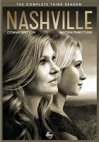 Cover image for Nashville The complete third season.