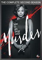 Imagen de portada para How to get away with murder The complete second season