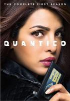 Cover image for Quantico. The complete first season