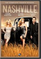 Cover image for Nashville The complete fourth season