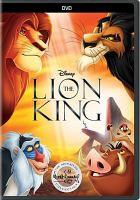 Imagen de portada para The lion king