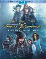 Cover image for Pirates of the Caribbean : Dead men tell no tales