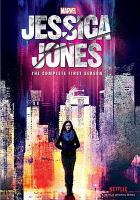 Cover image for Jessica Jones The complete first season