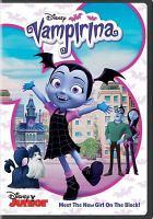 Cover image for Vampirina
