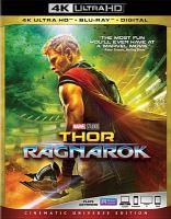 Cover image for Thor: Ragnarok
