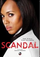 Cover image for Scandal complete seventh season