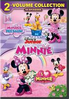 Cover image for Minnie : 2-volume collection