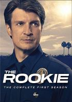 Cover image for The rookie The complete first season
