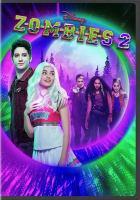 Cover image for Z-O-M-B-I-E-S 2