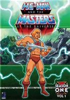 Cover image for He-Man & the masters of the universe Season 1, vol. 1.
