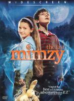 Imagen de portada para The last Mimzy