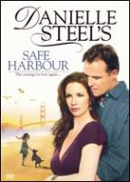 Cover image for Danielle Steel's safe harbour