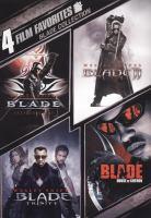 Imagen de portada para Blade collection 4 film favorites