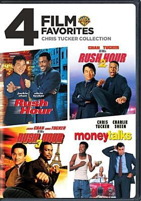Cover image for Rush hour collection Rush hour, Rush hour 2, Rush hour 3, Moneytalks.