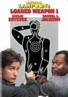 Cover image for National Lampoon's loaded weapon 1