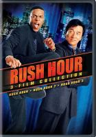 Cover image for Rush hour 3 film collection