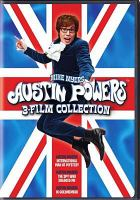 Cover image for Austin Powers 3-film collection