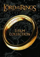 Cover image for The lord of the rings 3-film collection