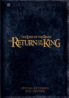 Cover image for The lord of the rings, the return of the king