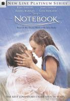 Imagen de portada para The notebook