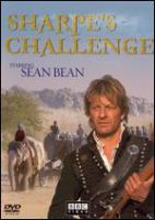 Imagen de portada para Sharpe's challenge