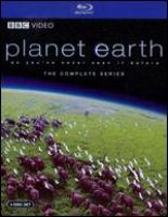 Cover image for Planet Earth The complete series