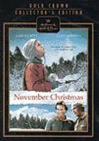 Cover image for November Christmas