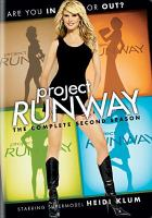 Cover image for Project runway The complete second season