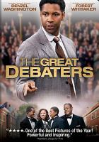Cover image for The great debaters