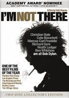 Cover image for I'm not there