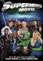 Cover image for Superhero movie