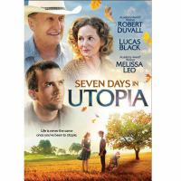 Cover image for Seven days in Utopia