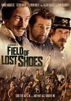 Cover image for Field of lost shoes