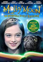 Cover image for Molly Moon and the incredible book of hypnotism