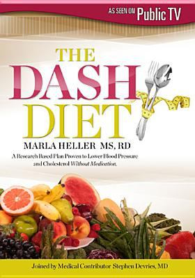 Cover image for The dash diet