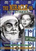 Cover image for The 20th Century-Fox hour. The Miracle on 34th Street