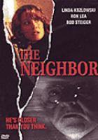 Imagen de portada para The neighbor