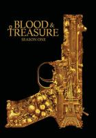 Cover image for Blood & treasure the complete first season.