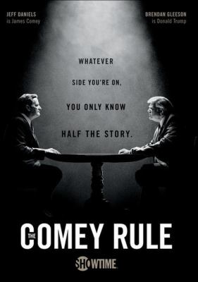 Cover image for The Comey rule