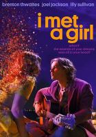 Cover image for I met a girl